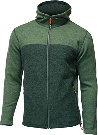 Ivanhoe Alvar Hood Outdoorjacke rifle-green