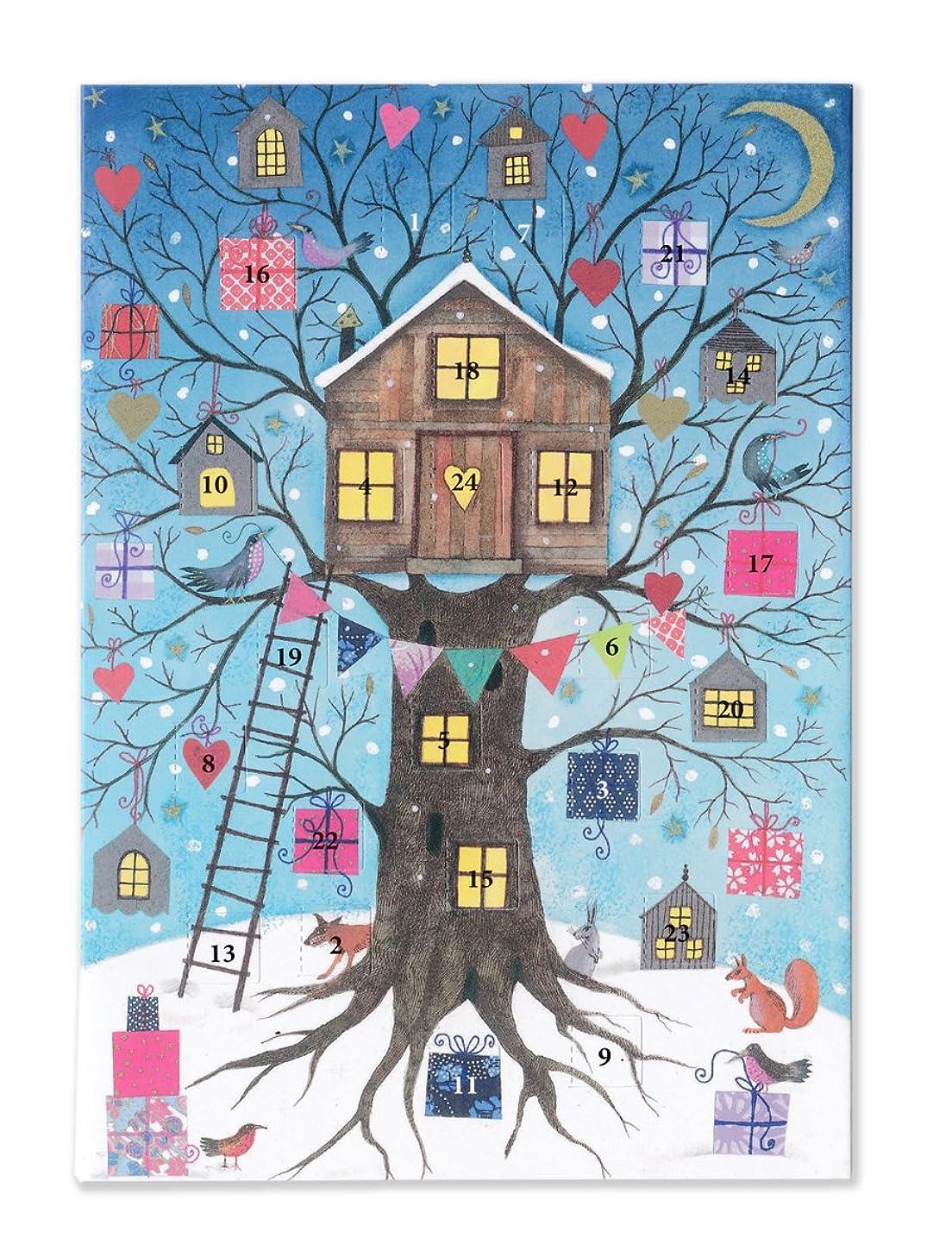 ヒューム辛な記念ロジャーラボード 【クリスマス】 アドベントカレンダー (ツリーハウス) ACC043