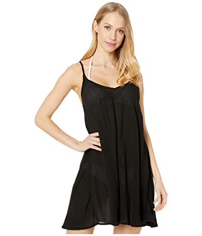 Roxy Be in Love Cover-Up Dress (Anthracite) Women