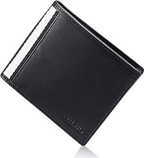 [イタリアの牛革] 二つ折り財布 財布 メンズ 本革 薄型 オールレザー 男性のサイフ 2つ折り 紳士 プレゼント Jum fly