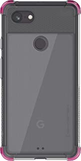 Ghostek Covert Ultra Thin Clear Protective Case Compatible with Google Pixel 3 XL (2018) - Pink