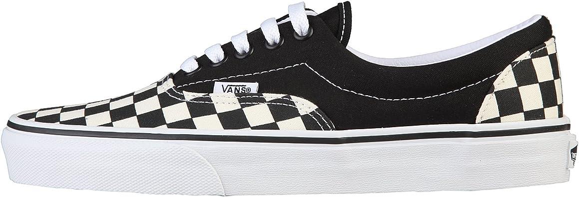 Vans – Era – Chaussures Sportives fantaisie classique à carreaux ...