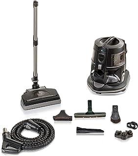 Genuine E2 Black E Series Rainbow Vacuum Cleaner  (Renewed)