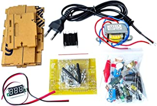 Cikuso 10 Pieces regulateur de Tension LM317 IC 1.2V a 37V 1.5A