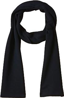 Calvin Klein Jeans Men's CK EMBOSS LOGO SCARF Scarves, Blue (Navy BAI), One Size