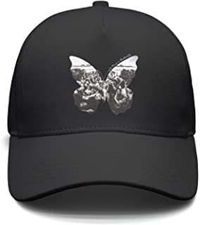 Kendrick-Lamar-King-Kendrick- Snapback Trucker Cap for Men and Women Clean Up Adjustable Hat One Size