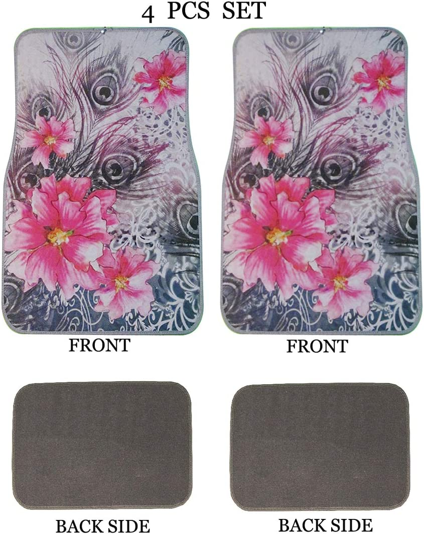Universal Fit Front Rear Weekly update Tampa Mall 4-Piece Full Set Sublimation Cust Print