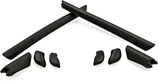 Replacement Accessories Compatible with OAKLEY HALF JACKET XLJ Black