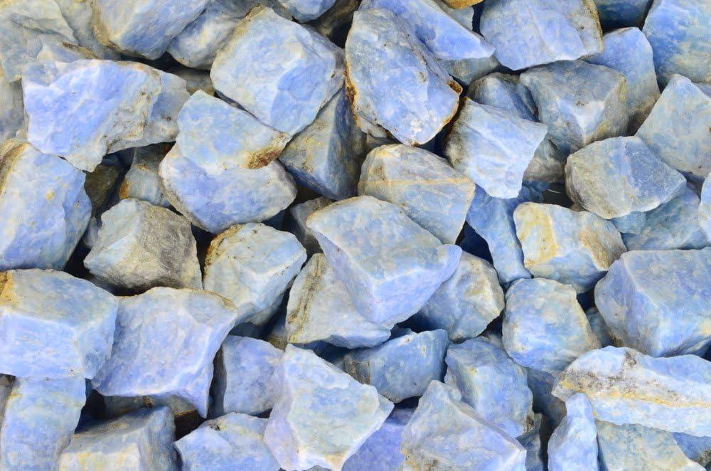 Fantasia Materials: 1 lb Translucent Mesa Popularity Mall Rough Blue Aqua Aventurine