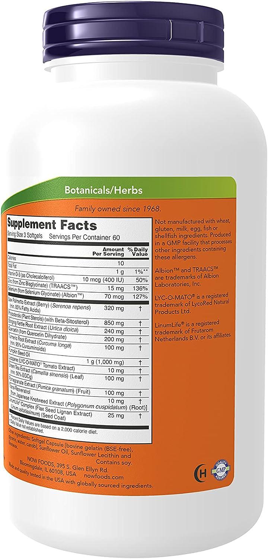 Prosztata Támogató lágykapszula - Prostate Support - Vitamincom