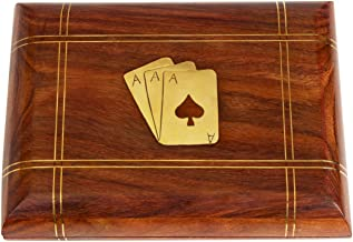 playing card table india