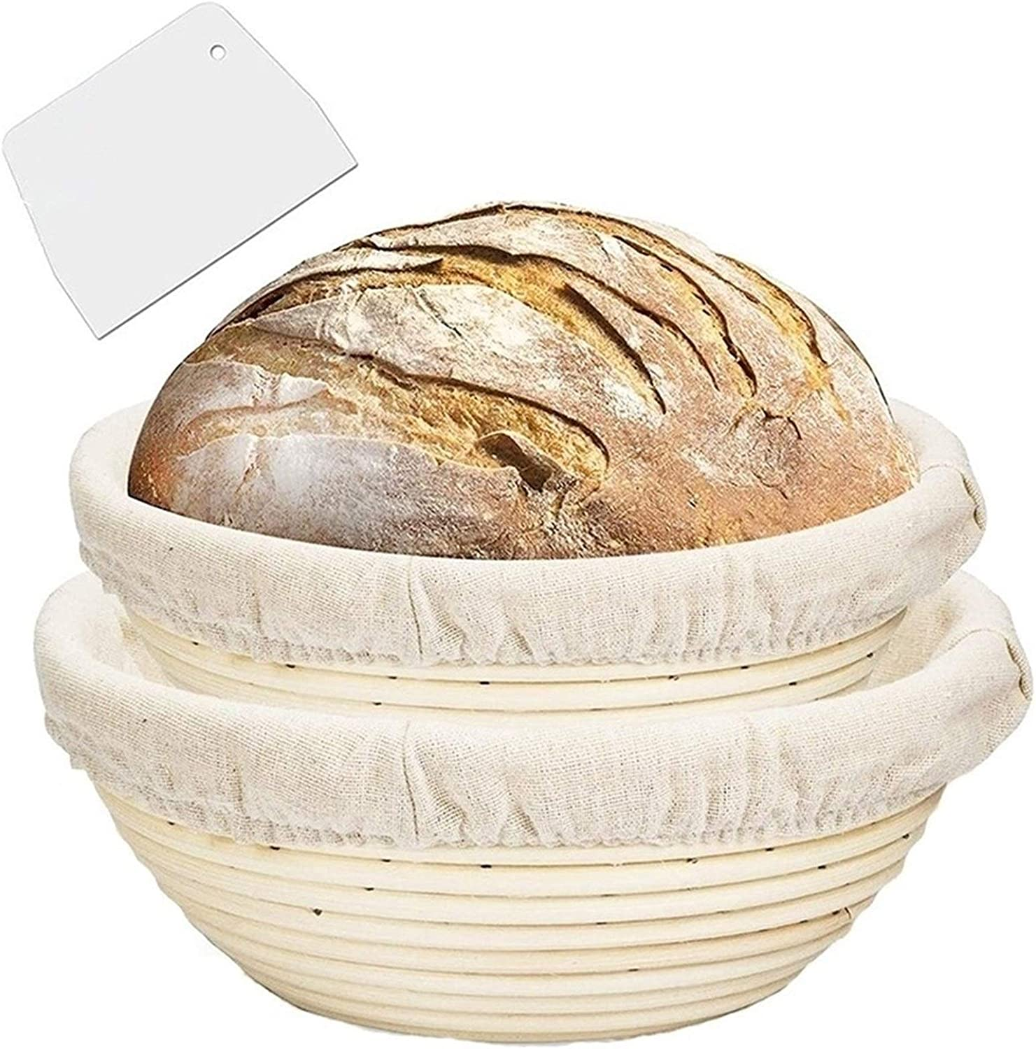 YWSZY Bread Proofing Baskets 2 10-inch Brea Baking and Nine-inch 35% Cheap OFF