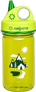 NALGENE Tritan Grip-N-Gulp BPA-Free Water Bottle,12 Ounces