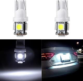 cciyu 194 Extremely Bright LED Bulbs 5-5050-SMD Light...