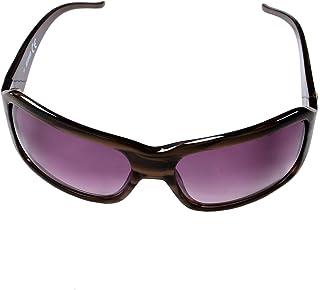 Just Cavalli Women's Stone Decorated Rectangular Sunglasses JC143S U25 64 17 120