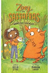 Monsters and Mold (Zoey and Sassafras Book 2) Kindle Edition