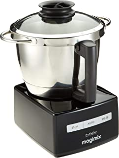Magimix 148382厨房机器 Multifunction Robot, 黑色