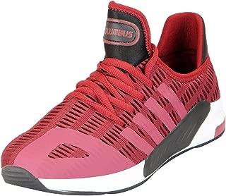 Columbus Men's Cyclone Super Flexi Sports Running Shoes Black