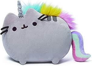 GUND Pusheenicorn Plush Stuffed Animal Rainbow Cat Unicorn, 13