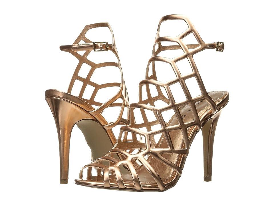 Madden Girl Directt (Rose Gold) High Heels