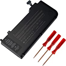 BND A1322 Laptop Battery Replacement for MacBook Pro 13 inch A1278(Mid 2009, Mid 2010, Early and Late 2011, Mid 2012 Versi...