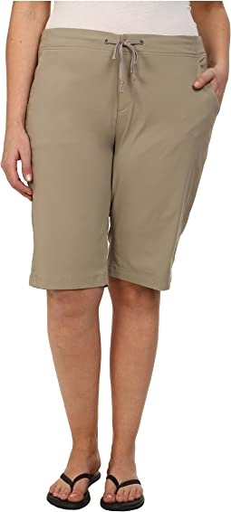Plus Size Anytime Outdoor™ Long Short