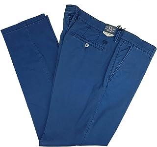 Pantalone uomo jeans cotone strech 46 48 50 52 54 56 58 60 62 SEA BARRIER fango