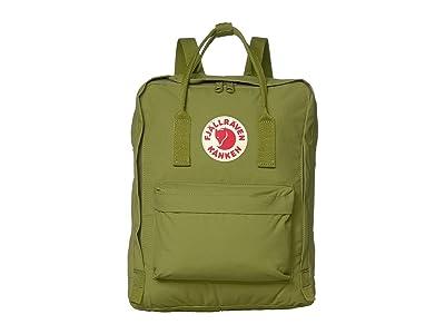 Fjallraven Kanken (Guacamole) Backpack Bags