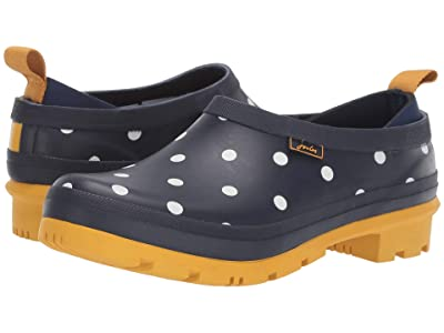 Joules Pop On (French Navy Spot) Women