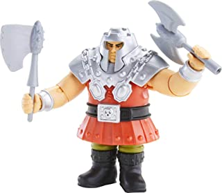 Masters of the Universe Origins Deluxe Ram-Man Action Figure, 6-in Battle Character for Storytelling Play and Display, Gif...