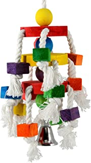 Animal Treasures LBW-0426 Birdie Jingle Ding-a-Ling Bird Toys