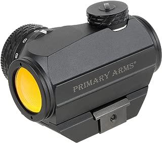 Primary Arms SLxZ Advanced Rotary Knob Microdot Red Dot Sight