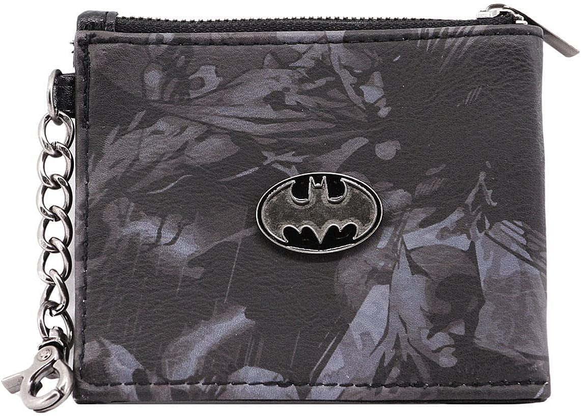 Batman Bat-Monedero Tarjetero