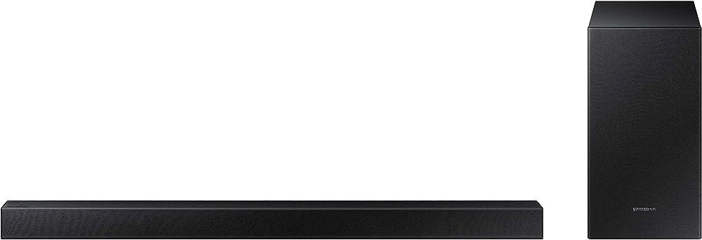 Samsung soundbar hw-t430/zf da 100w, 2.1 canali