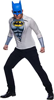 Realistic Batman Mens Top