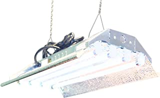 DuroLux T5 Grow Light – 2 FT 4 Lamps – DL824 HO Fluorescent Hydroponic..