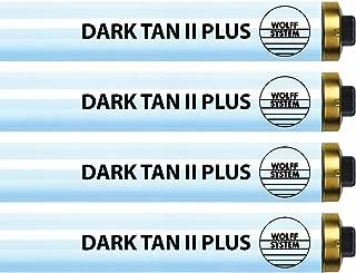 Wolff Dark Tan II Plus F73 HO 100W RDC Tanning Lamp - Bronzing Bulbs! (24)