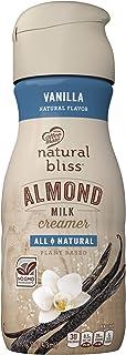 COFFEE MATE NATURAL BLISS Almond Milk Vanilla All-Natural Liquid Coffee Creamer, 16 fl. oz. Bottle Non-Dairy Creamer