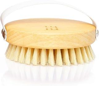 ruhi® Körperbürste rund 100% Naturborsten gefertigt in DE
