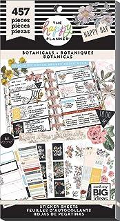 Me & My Big Ideas The Happy Planner - Value Pack Stickers - Vintage Botanicals (Fоur Расk)
