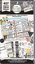 Me & My Big Ideas The Happy Planner - Value Pack Stickers - Vintage Botanicals (Twо Расk)