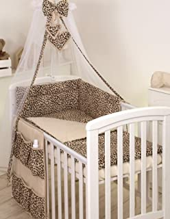 PRO COSMO 11 Piezas juego de ropa de cama para cuna de beb