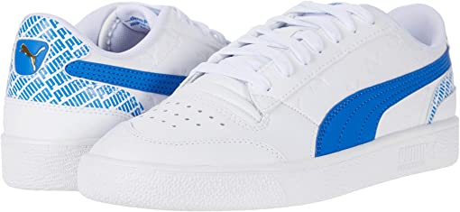 Puma White/Palace Blue/Puma White