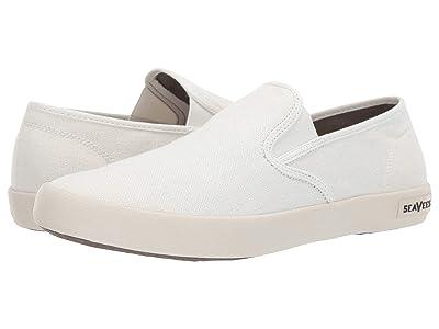 SeaVees Baja Slip-On Standard (White) Men