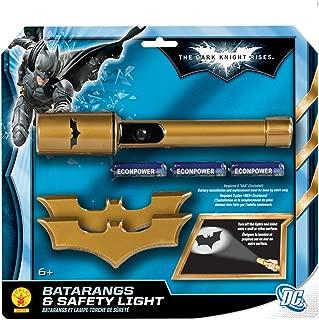 Rubie's Batman Batarangs and Safety Light