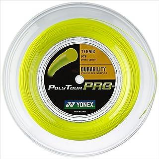 Yonex(ヨネックス) ポリツアープロ 200Mロール 硬式テニス ポリエステル ガット PTP125-2/1.25mm [並行輸入品]
