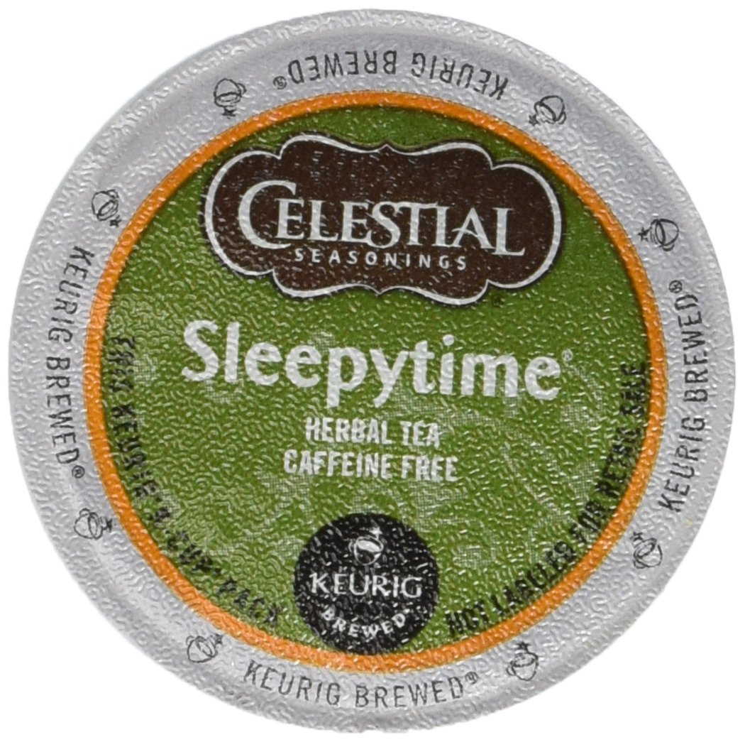 Cheap mail order sales Keurig Celestial Seasonings Sleepytime Tea Herbal Popular product packs K-Cup