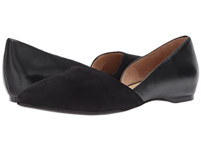 Naturalizer Samantha (Black Leather) Women