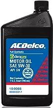 ACDelco 10-9066 Dexos1 5W-30 Motor Oil - 1 qt