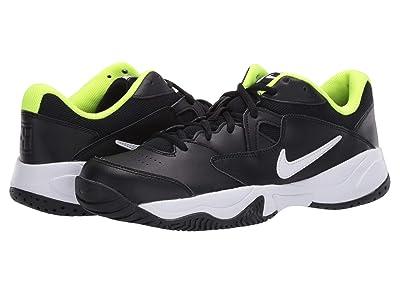 Nike Court Lite 2 (Black/White/Volt) Men